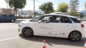 PSA teste un C4 SpaceTourer autonome en Espagne