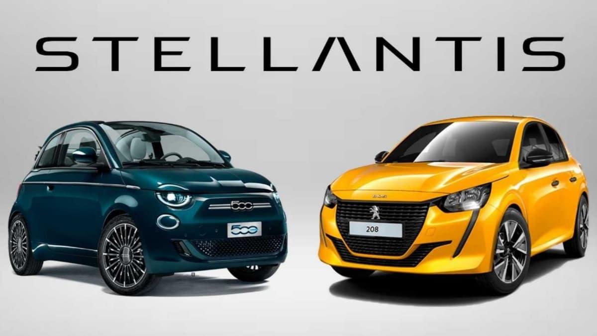 Automobile : Stellantis, le nouveau géant de l'automobile avec PSA et Fiat